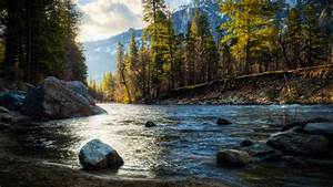 Nature, Water, River, Forest, Mountain, Wallpapers, Hd, Desktop, And, Mobile, Backgrounds