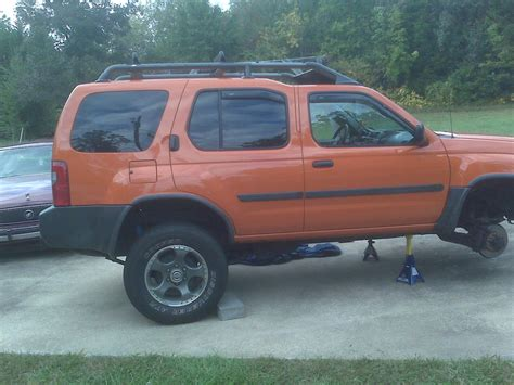 2003 nissan xterra lifted 2003 nissan xterra autos post