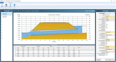 riprap sizing spreadsheet  culvert design