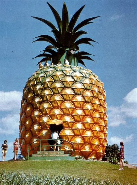 pineapple house  australia interesting sites