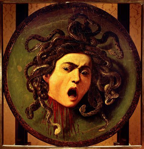 Filemedusa Caravaggio Uffizi Wikimedia Commons