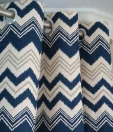 navy blue gray natura beige ikat chevron zig zag zazzle