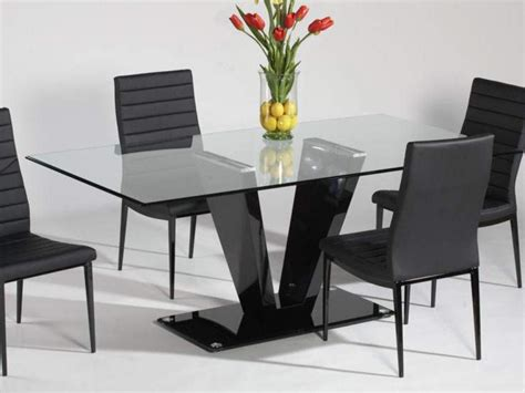 Glass Dining Table Sets by Design Of Dining Tables Unique Glass Dining Table Sets