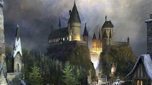 "Hogwarts Castle, ""Islands Of Adventure"" Harry Potter Full ..."