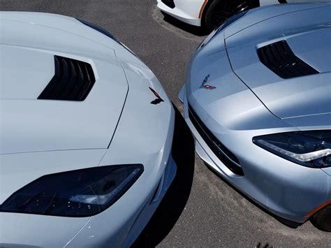pics   corvette ceramic matrix gray compared