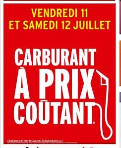 Carburant A Prix Coutant Intermarché : carburants prix coutant chez intermarch les 11 et 12 ~ Medecine-chirurgie-esthetiques.com Avis de Voitures