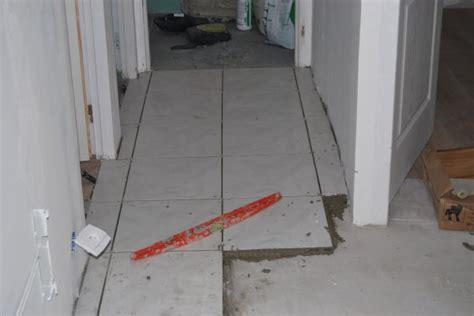 carrelage couloir en cour blog de la maison
