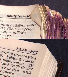 la chambre livre la restauration de livres par nobuo okano chambre237