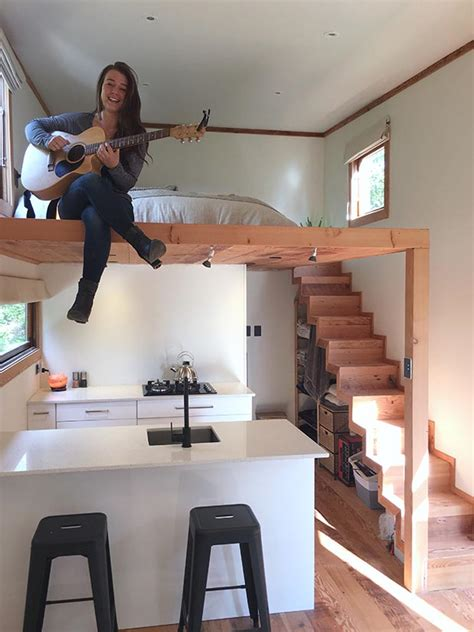 tiny house business booming  young wellingtonian