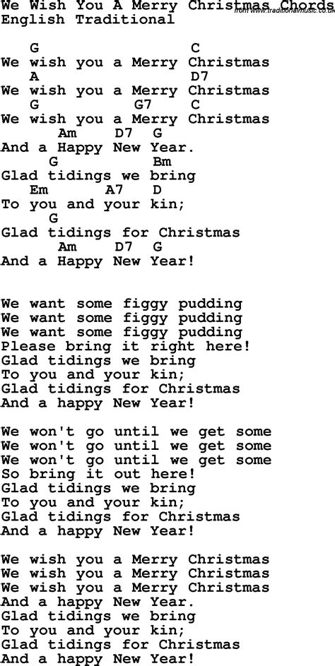 """Search Results For """"we Wish You Merry Christmas Lyrics"""