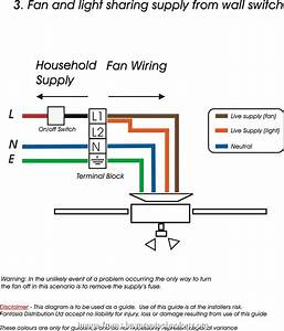 13 Nice Wiring Diagram 3 Speed Ceiling  Manual Pictures