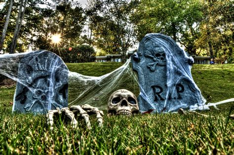 hdr halloween yard decorations carson matthews