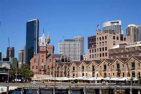 The Rocks Tourist Place in Sydney Australia HD Wallpapers ...