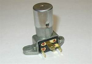 Floor Dimmer Switch Ford Lincoln Mercury Truck 1957