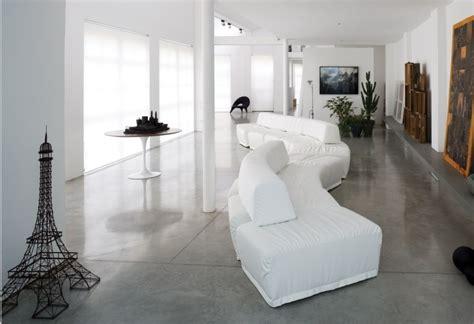 canap demi lune meubles design italien matrix une réédition des classiques