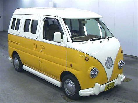Vw Microbus Concept Quot Bulli Quot And Vw Van Style Suzuki Every