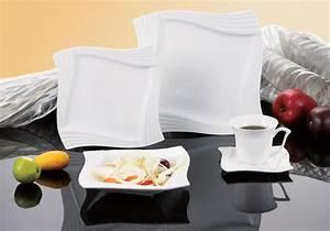 Essservice 12 Personen : tafelservice wei 12 personen porzellan essservice 60 ~ A.2002-acura-tl-radio.info Haus und Dekorationen