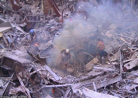 Incredible Never Before Seen Images Of The Ground Zero