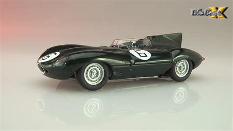 43 1955 Jaguar D-type Le Mans