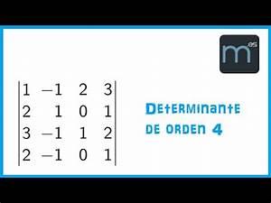 Determinante 4x4 Matrix Berechnen : determinante de una matriz 4x4 youtube ~ Themetempest.com Abrechnung