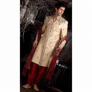 Tenue Blanche Homme : tenue indienne de mari sherwanis ~ Melissatoandfro.com Idées de Décoration