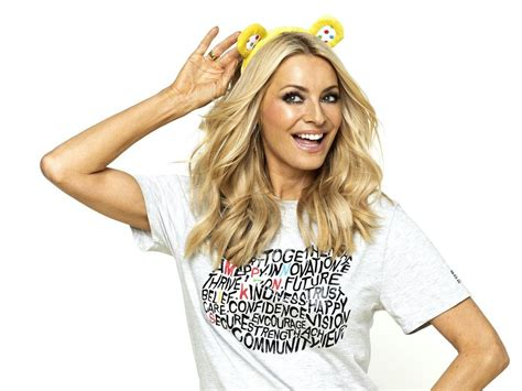 Tess Daly announces departure from presenting Children In ...