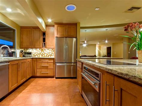 kitchen flooring options pictures tips ideas hgtv