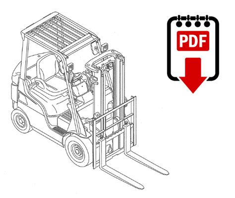 Caterpillar Forklift Manual Library Download The