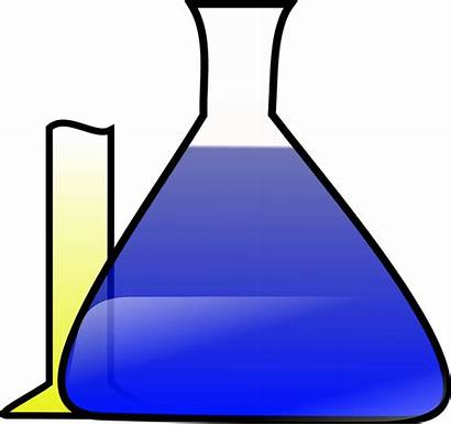 Chemistry Chemicals Erlenmeyer Flask Pixabay Graphic Vector