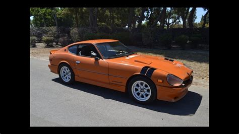 Datsun 240z For Sale In by Sold 1973 Datsun 240z For Sale By Corvette Mike Anaheim