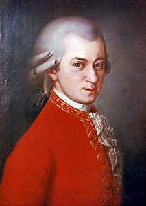 Cisnes Y Rosas Wolfgang Amadeus Mozart Picture to Pin on ...