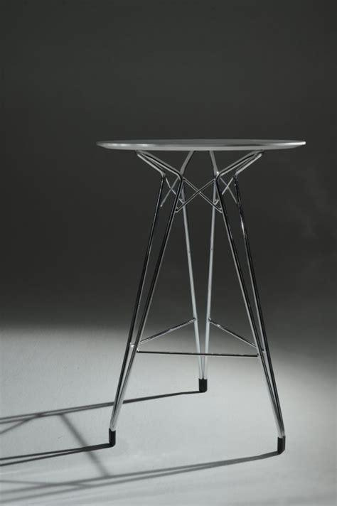glasplatte rund 70 cm bartisch rund glas stehtisch glasplatte rund metall