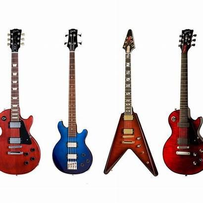 Guitar Gibson Electric Bass Background Wallpapers Desktop