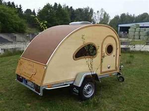 Wohnwagen Anbau Aus Holz : wohnwagen teardroptrailer oldtimer holz wohnwagen wohnmobile ~ Markanthonyermac.com Haus und Dekorationen