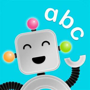 Bridgingapps reviewed app interactive alphabet for Interactive letters