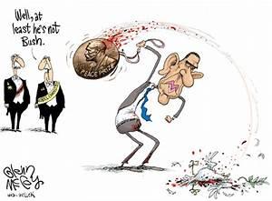 Potomac Fever: Obama: Diary of a Nobel Peace Prize Recipient