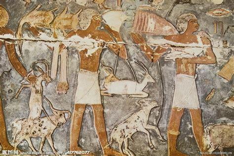 古代墙体绘画设计图__绘画书法_文化艺术_设计图库_昵图网nipic.com