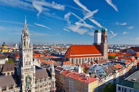 München by Goedkope Vliegtickets M 252 Nchen Cheaptickets Nl