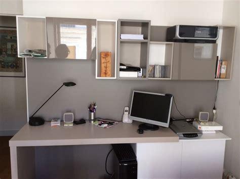 am駭agement bureau chambre d amis amenagement poste bureau dans une chambre d 39 ami modern home office by hours au coeur de votre interieur