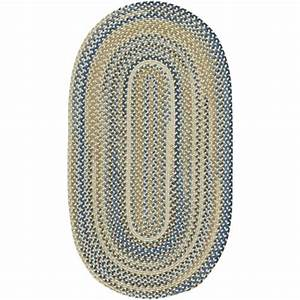 Capel tooele light tan 2 ft 3 in x 4 ft oval area rug for Depot home furniture warehouse tooele