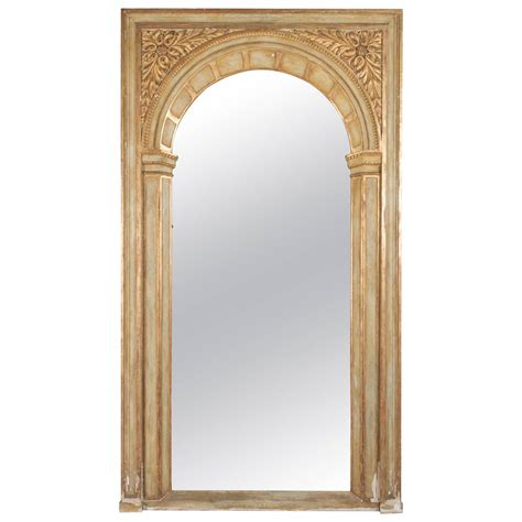 floor mirror sale large french parcel gilt floor mirror for sale at 1stdibs