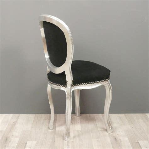 Petite Chaise Baroque De Style Louis Xv