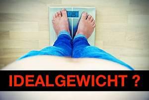 Körperfettanteil Berechnen Formel : idealgewicht ausrechnen und erreichen so geht 39 s ~ Themetempest.com Abrechnung