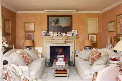 French Country Living Rooms Decorating by Nicky Haslam Living Room Interior Designers Homes