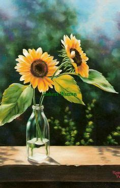 sunflower art   chel images sunflowers