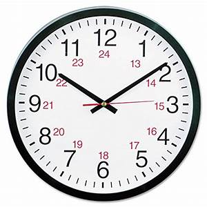 24 Hr Clock  Amazon Com