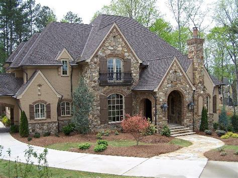 French Country Style House  Home Sweet (dream)home Home