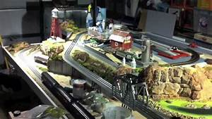 2012 Lionel Fastrack Layout Sneak Preview