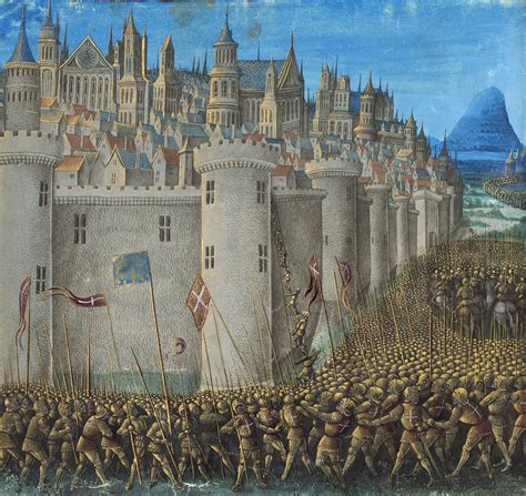 siege city crusades the free encyclopedia