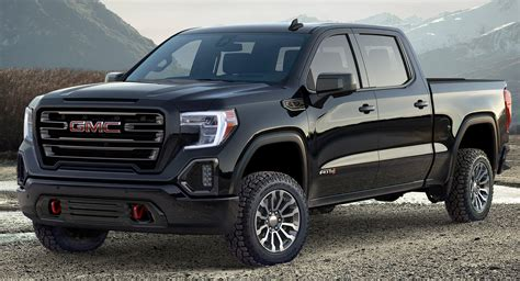 2019 Gmc Sierra At4 Brings Offroad Chops To The Big Apple